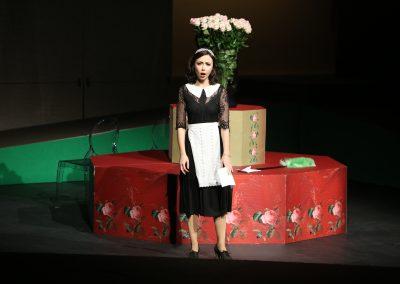 foto info@poseer.be, Die Fledermaus, rol: Adèle