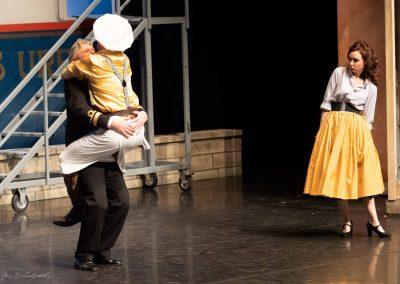Eine Nacht in Venedig J. Strauss, rol: Ciboletta, foto Jos Echelpoels