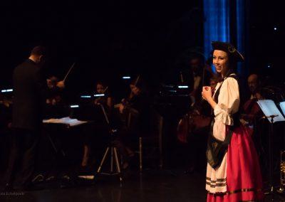 Foto Jos Echelpoels - Orkest Vlaams Muziek Theater olv Frank Boonen
