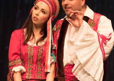 foto Jos Echelpoels - Operette  - tenor Dick Vandaele - 2016